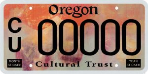 OCT License Plate